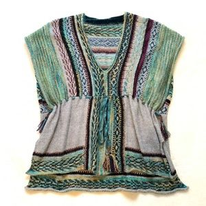 Free people boho top size S